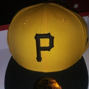 Pittsburgh Pirates fitted Hat